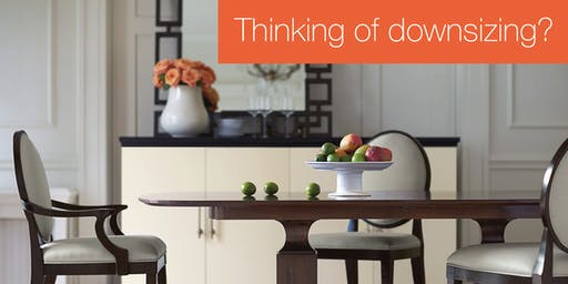 Thinking of downsizing?