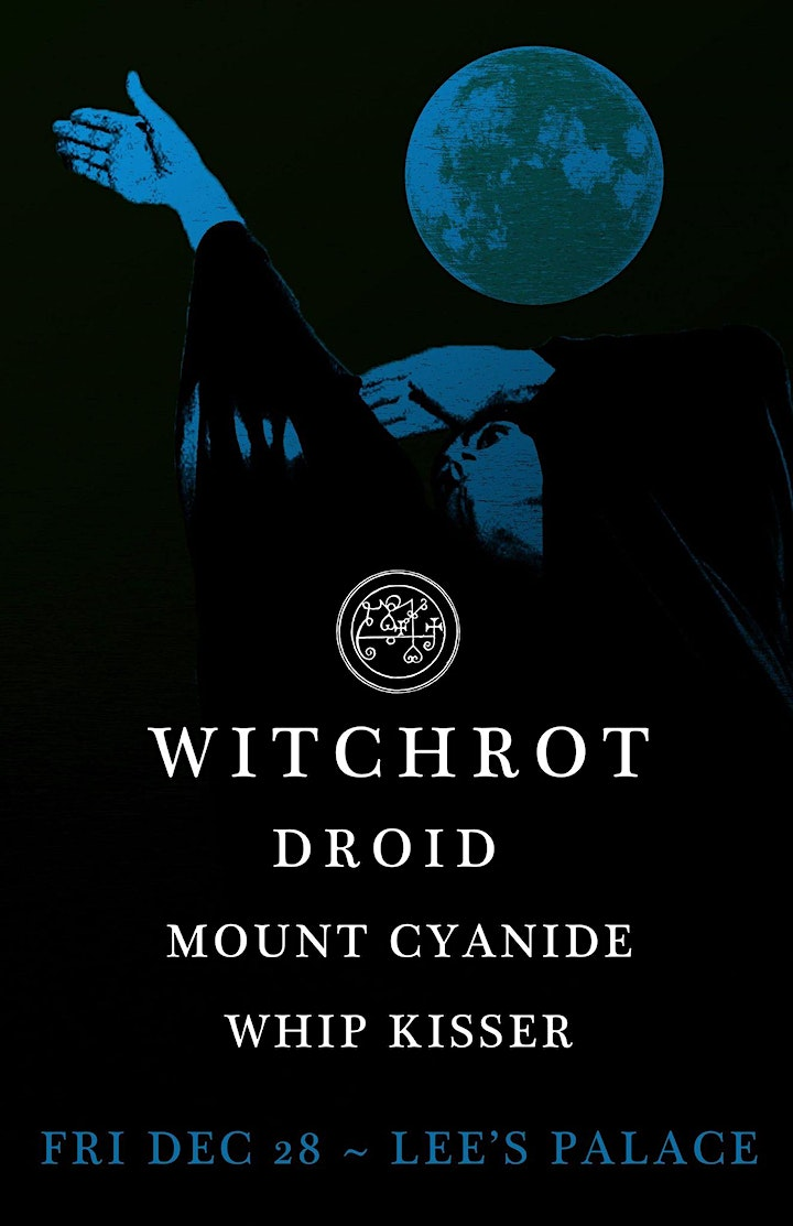 Witchrot w/ Droid, Mount Cyanide, Whip Kisser image