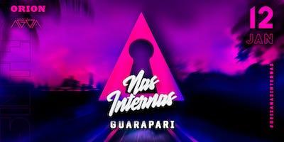 NAS INTERNAS // GUARAPARI