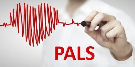 PALS Renewal - Internal tickets