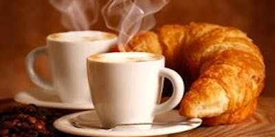 Coffee and Croissant with Colleagues in the Moulsecoomb and Bevendean Hub