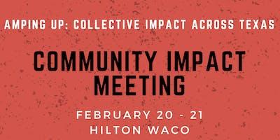 2019 Community Impact Meeting