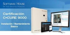 Certificación C•CURE 9000 v2.70 de Software House -...