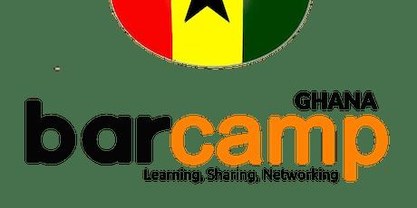 Barcamp Somanya 2019 tickets
