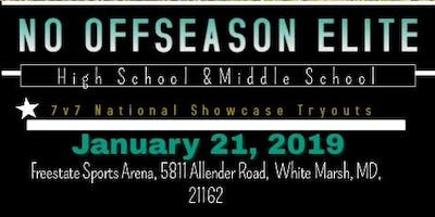 No Offseason Elite 7v7 Tryouts