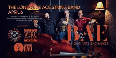 The Lonesome Ace String Band at BAE Ballroom