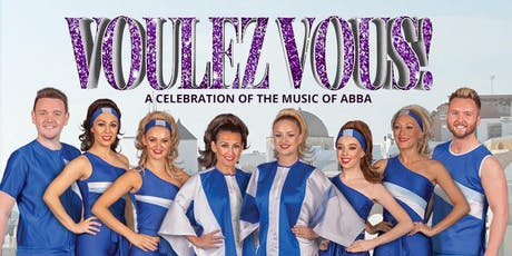 Viva Voulez Vous! A celebration of the music of ABBA tickets