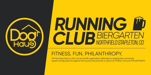 Dog Haus Biergarten Social Running Club