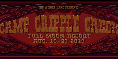 Camp Cripple Creek tickets