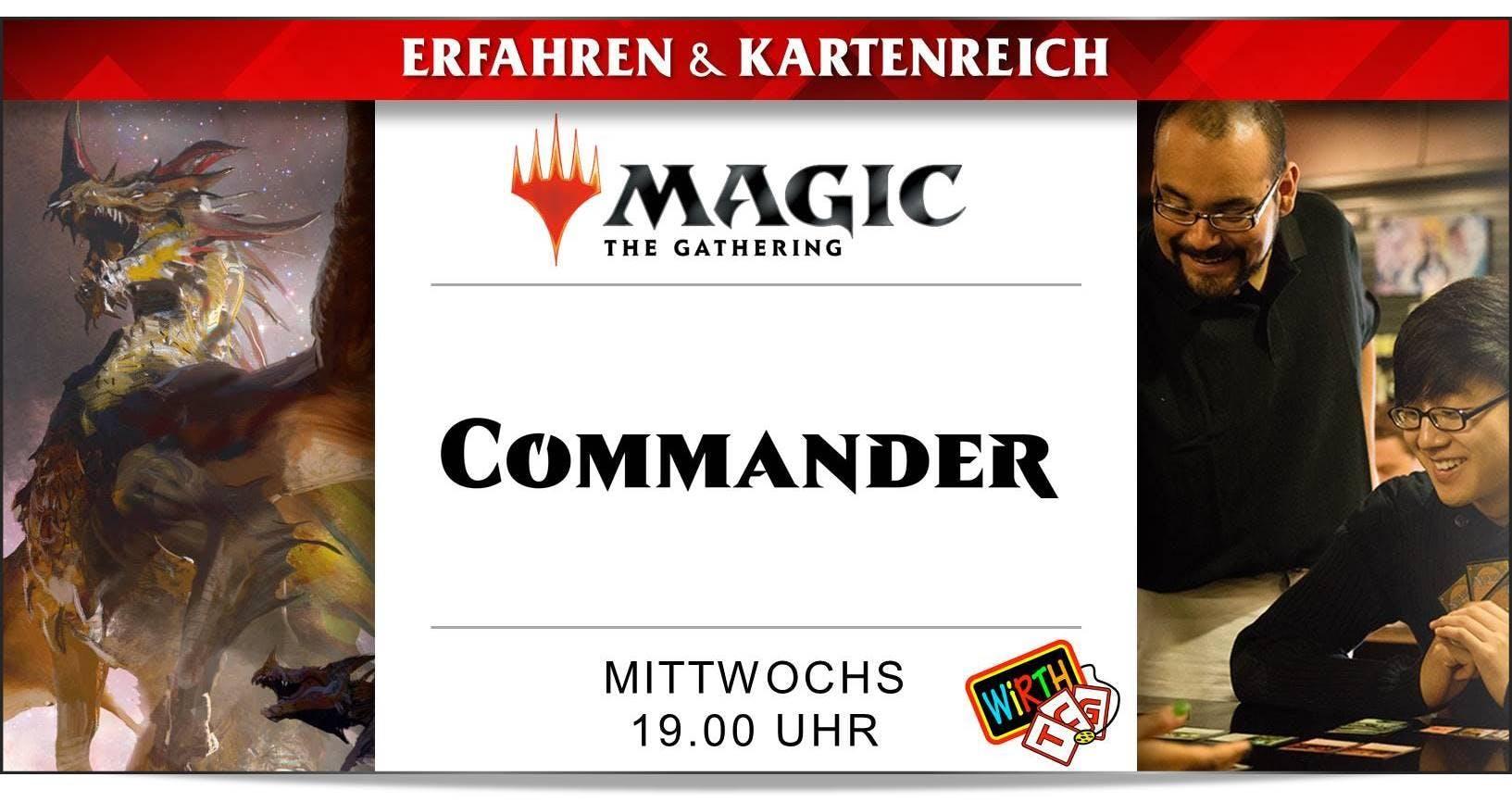 Magic: COMMANDER