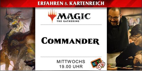 Magic: COMMANDER Tickets