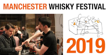 Manchester Whisky Festival 2019 tickets