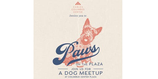 Paws on the Plaza