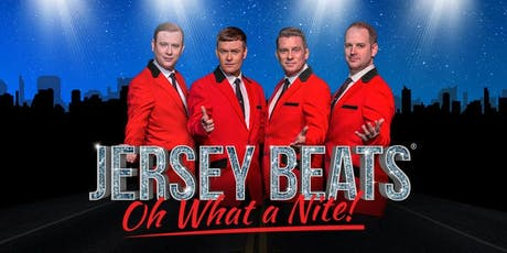 The Jersey Beats – Oh What A Nite! tickets
