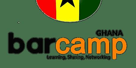 Barcamp Accra 2019 tickets