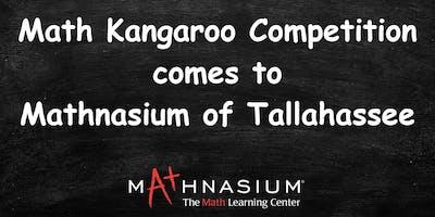 Math Kangaroo Competition at Mathnasium of Tallahassee