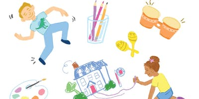 Open House: Pre-K Creative Kids Program