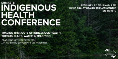 McMaster Indigenous Health Conference 2019