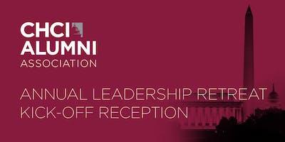 2019 Annual Leadership Retreat Kick-Off Reception