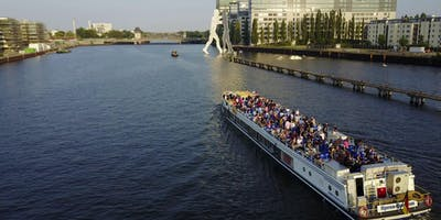BERLIN BREWS CRUISE – Kick-Off Party der Berlin