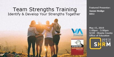 Team Strengths Training: Identify & Develop Your Strengths Together