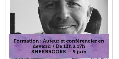 SHERBROOKE - Auteur et Conférencier