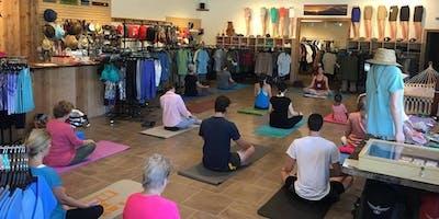 Free Yoga Class with Nicole Ewing