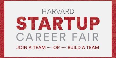 Harvard Startup Career Fair
