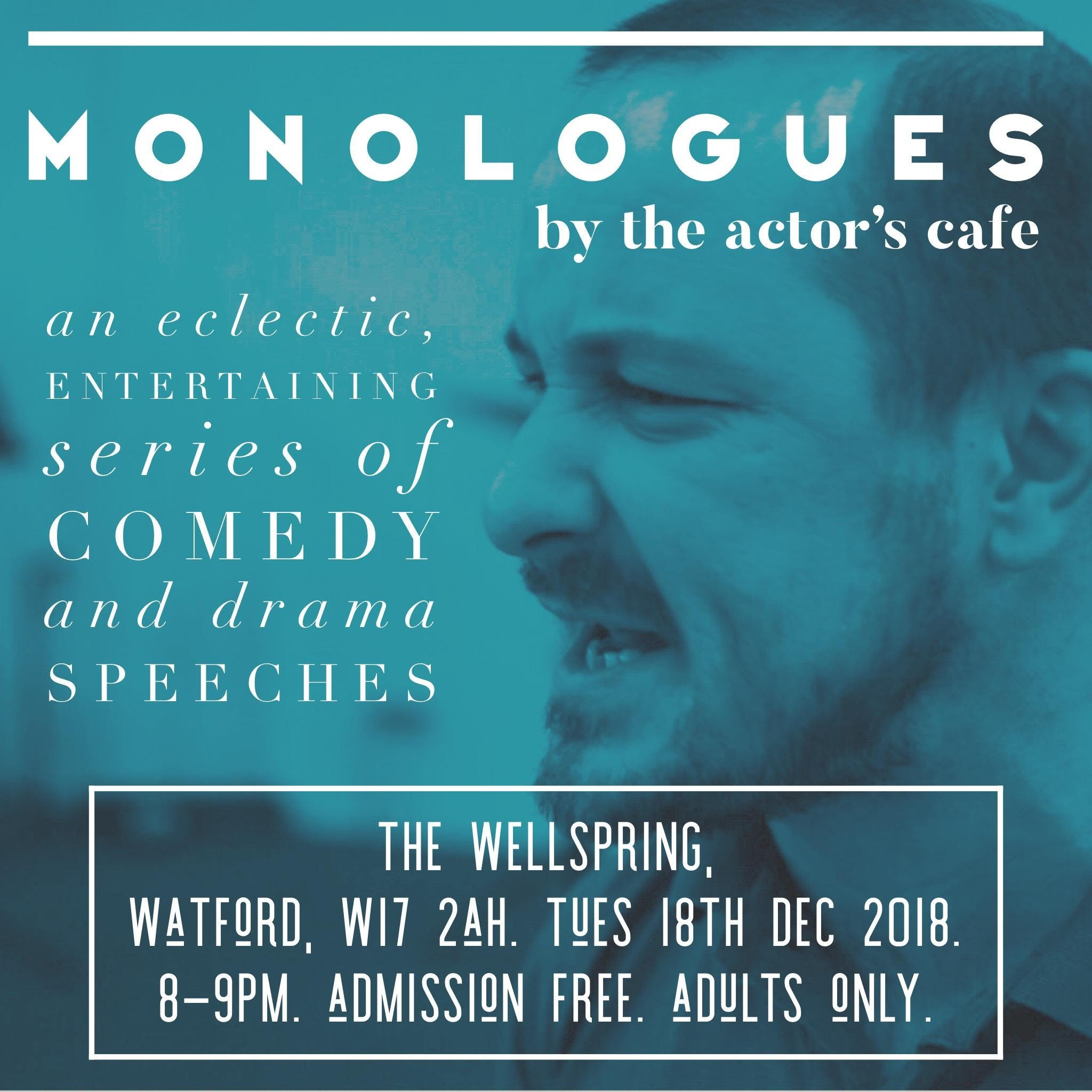 Monologues by The Actor's Cafe