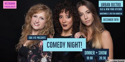 Urban Bistro Presents - Comedy Night! (Show Only)