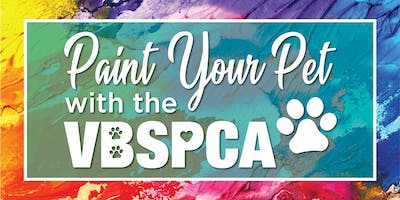 VBSPCA Paint Your Pet Night