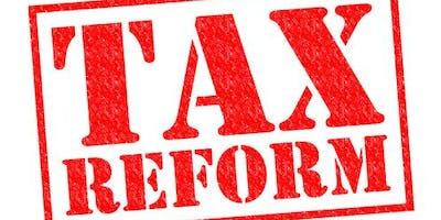 Tax Reform Info Session