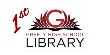 Friday - 1st Period Library Study Pass tickets