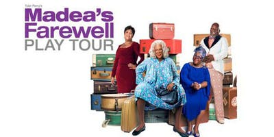 Madea Farewell Live Play
