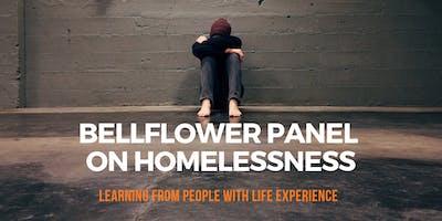 Bellflower Homeless Panel