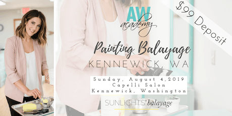 Washington Painting Balayage with Abby Warther DEPOSIT tickets