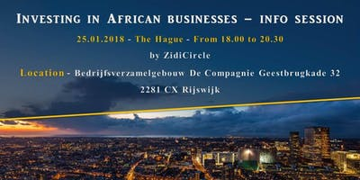 Investing in Africa info session