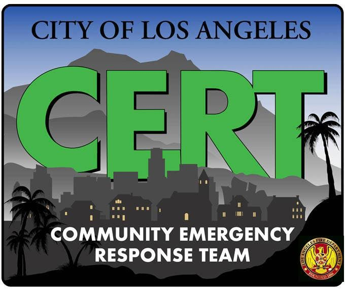 LAFD CERT - LOS ANGELES