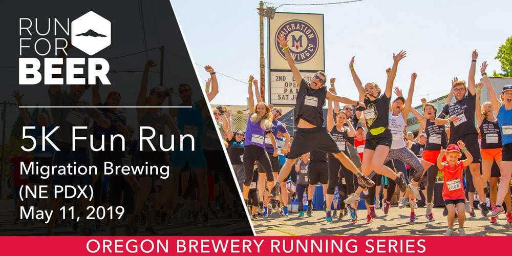 Image result for oregon brewery running series migration brewing