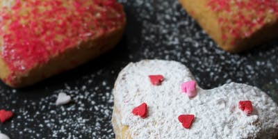 Valentines Day Gluten Free Baking: Kids (Ages 3-7)