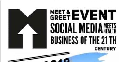 Meet&greet social media event
