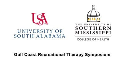 2019 Gulf Coast Recreational Therapy Symposium