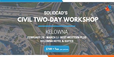 Civil Two-Day Workshop - Kelowna
