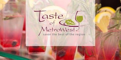 9th Annual Taste of MetroWest