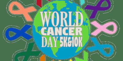 2019 World Cancer Day 5K & 10K - Eugene