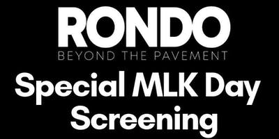 Rondo: Beyond the Pavement - Special MLK Day Screening