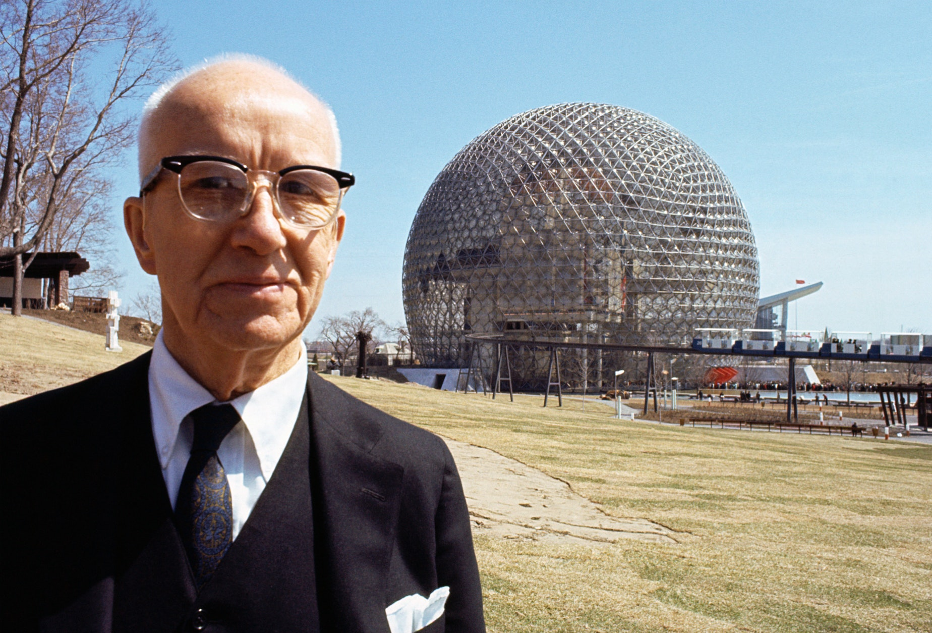 The Love Song of R. Buckminster Fuller by Sam Green with live score by Yo La Tengo