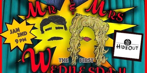 Mr. and Mrs. Wednesday Night