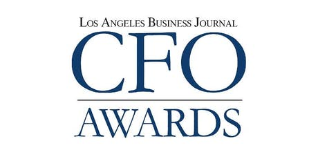 Los Angeles Business Journal CFO Awards 2019 tickets
