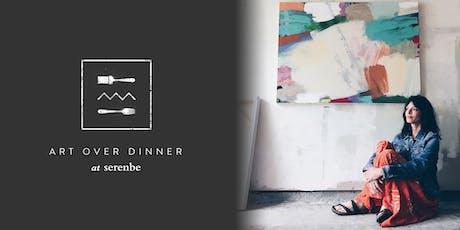 Art Over Dinner ft. Eva Magill Oliver tickets